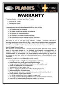 Warranty Guide